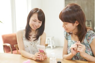 土田真澄さんに1日の美容について聞きました。