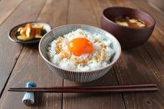 おしゃれな朝には卵かけごはん!見直したい卵の美容効果!