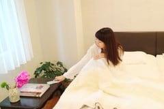 4時間睡眠でも眠くない朝。眠りの質を上げる入眠儀式