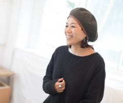 看護師を経て自分を見つめ、好きだったメークの道に – メークアップアーティスト・早坂香須子