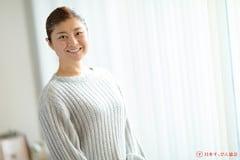 顔ヨガ講師・間々田佳子「顔だって筋肉なのだから、鍛えれば変わっていく」
